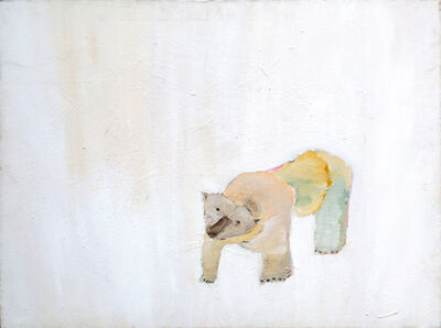 Robert Kippur, 'Untitled (Polar Bear)', ca. 1985