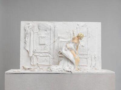 Urs Fischer, ' Stehende (for Parkett 94)', 2014