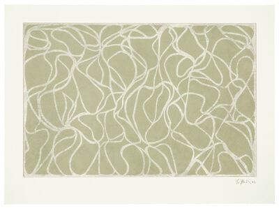 Brice Marden, 'Celadon Muse', 2003