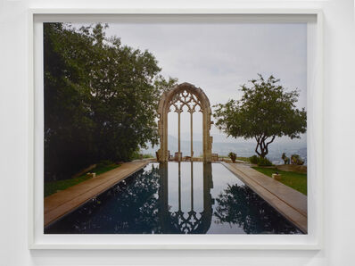 Yvonne Venegas, 'Pool with Arch', 2014