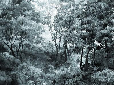 Jessica Lichtenstein, 'Forest (wallpaper)', 2019