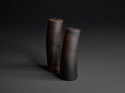 Ernst Gamperl, 'Objects in Oak', 2017