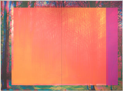 Christian Eckart, 'Forest', 2018