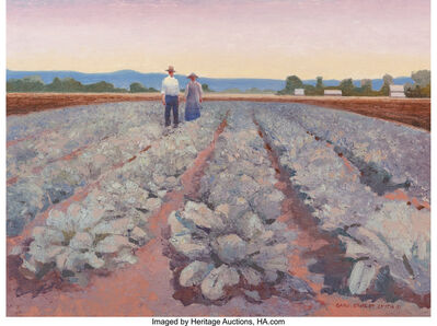 Gary Ernest Smith, 'Cabbage Farmers'