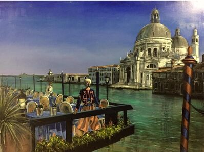 Patrick Boussignac, 'Maure à Venise', 2015