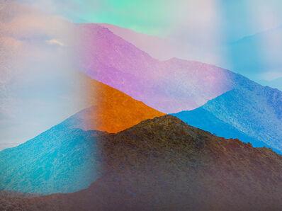 Terri Loewenthal, 'Psychscape 90 (Whale Peak, CA), 2017', 2018