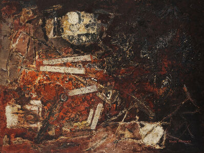 Sheila McDonald, 'On the Sandover', 1962
