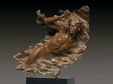 Frederick Hart, 'Ex Nihilo, Figure No. 3, Full Scale', 2008