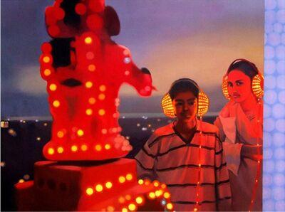 Snehashish Maity, 'LISTENING FUTURE', 2006
