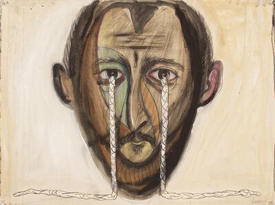 Luis Cruz Azaceta, 'EYESCAPE', 1998