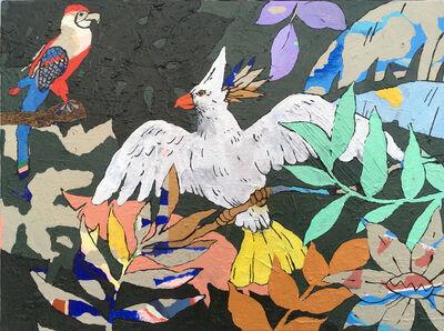 Max Vesuvius Budnick, 'For the Birds', 2018