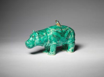 Kensuke Fujiyoshi, 'STANDING HIPPO', 2016