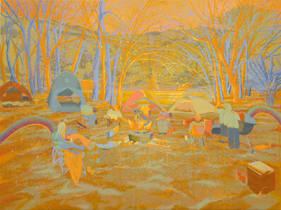 Jen Hitchings, 'River Rats', 2015