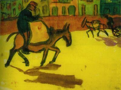 Emil Nolde, 'Granada', 1921