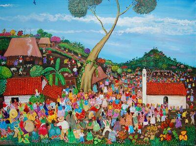 Manuel Garcia Moia, 'Fiesta de San Jeronimo', 1989-2007