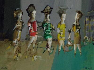 Hayk Gasparyan, 'Dialogue', 2016