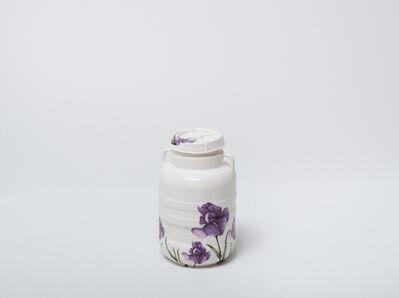 Burçak Bingöl, 'Alien To Itself_purple', 2008