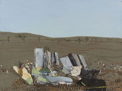 Shirley Wegner, 'Building Site and Ruins', 2017