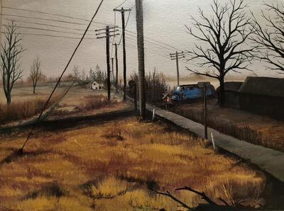 Eric Wright, 'Edison Point (Bucolic)', 2020