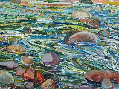 Lilian Garcia-Roig, 'Cumulative Nature: Warm & Cool River Rocks', 2019