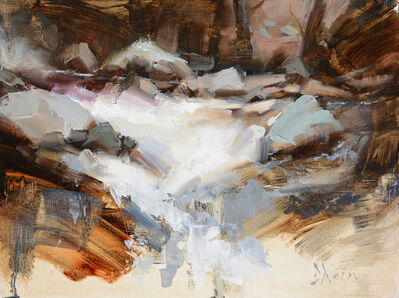 Jacob Dhein, 'Rapids at Yosemite', 2015