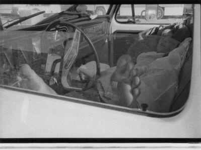 Danny Lyon, 'Carnie, New Mexico State Fair,', 1981