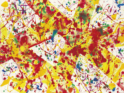Sam Francis, 'Untitled SF92-55 (Acrylic)', 1992