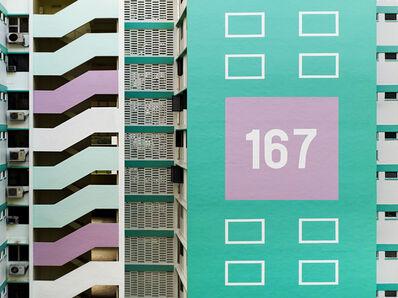 Peter Steinhauer, 'Block #167, Singapore'