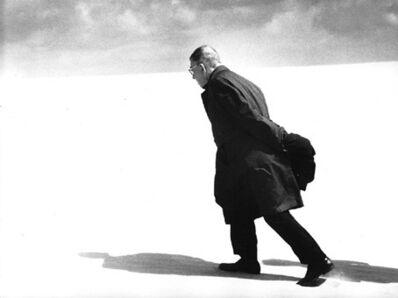 Antanas Sutkus, 'Sartre'