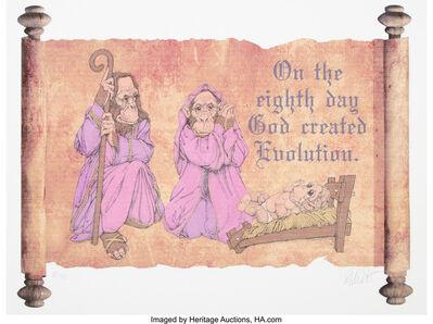 Ron English, 'The New Nativity', c. 2015