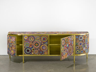 Humberto and Fernando Campana, 'Brass Sushi Buffet', 2011