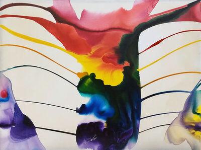 Paul Jenkins, 'Phenomena Spectrum Guardian', 1970