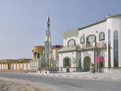 Philip Cheung, 'Burj Khalifa, Al Rams, Ras al-Khaimah (UAE)', 2014