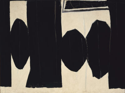 Robert Motherwell, 'At Five in the Afternoon', 1950