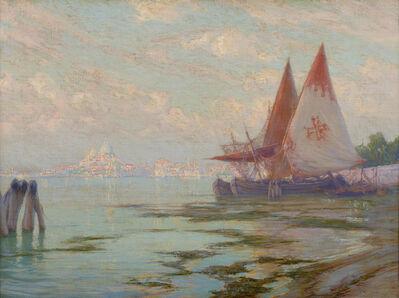 Walter Launt Palmer, 'Venice', 1881-1885