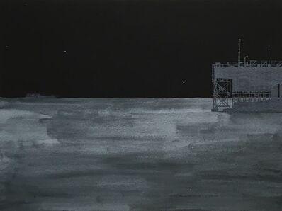 Donna Dennis, 'Night Ship and Night Dock', 2016
