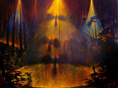 Frank Hyder, 'Lights', 1993-1994