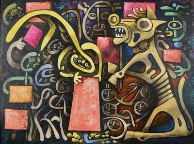 Julio De Diego, 'Trojan Horse (Equestrian)', 1948