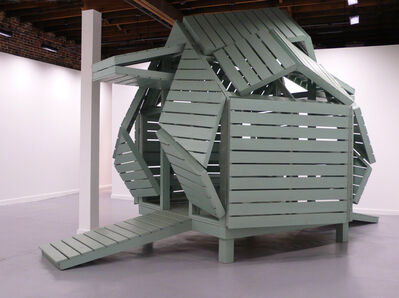 Michael Jantzen, 'M-velope (M-house series)', 2014