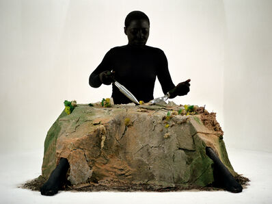 Otobong Nkanga, 'Alterscape Playground (E )  ', 2005-2015