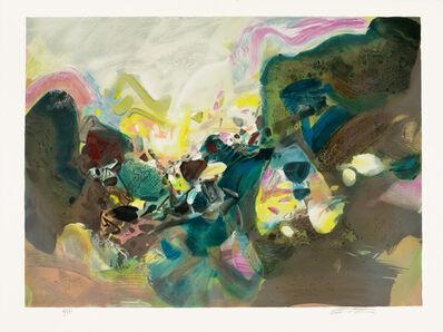 Chu Teh-Chun, 'Freedom and Energy 自由的活力', 2005