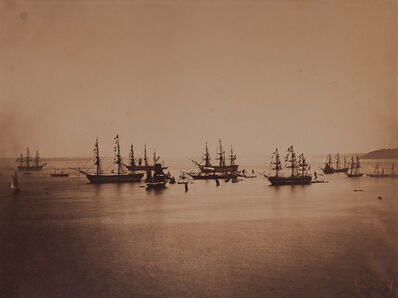 Gustave Le Gray, 'Cherbourg', 1858