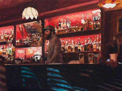 Paul Oxborough, 'Red Hook Bar', 2020