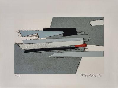 Hans Richter, 'Fabia n. IV', 1972
