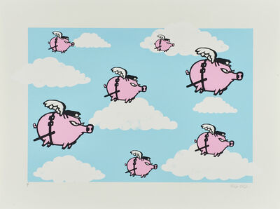 Mau Mau, 'Pigs Might Fly', 2016