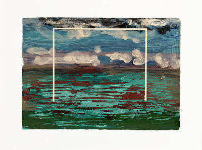 "Harold Garde, 'Sighting Series ""At Sea""', 2012"