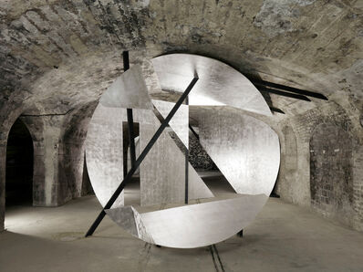 Georges Rousse, 'Reims', 2012