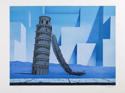 René Magritte, 'La Nuit de Pise, 1958', 2010
