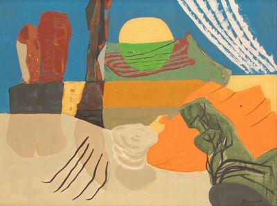 John Ferren, 'Moonlight - Utah', 1948