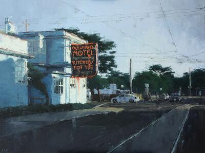 Heather Capen, 'Ocean Park Motel'